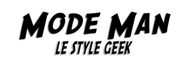 Mode Man Le Style Geek