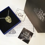 Pendentif  #themask avec son #packaging