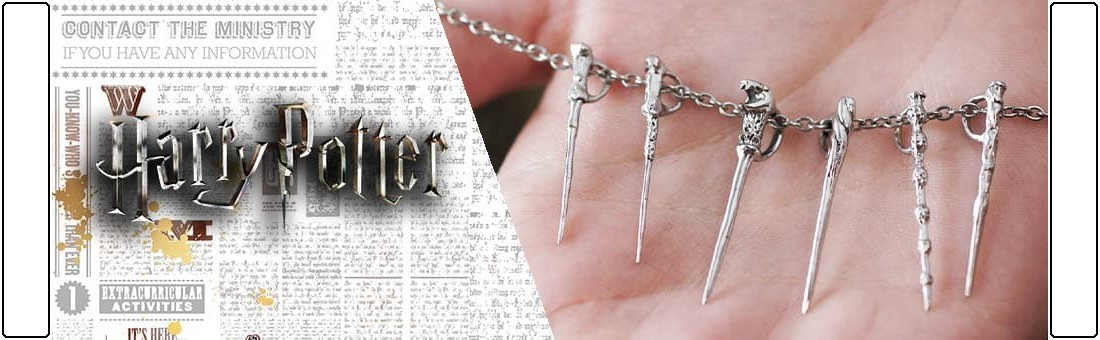 Bijoux Officiels Harry Potter